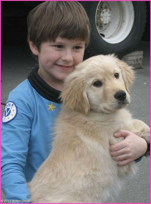 Nolan Gould Adopted His Dog From Disneys Space Buddies Movie