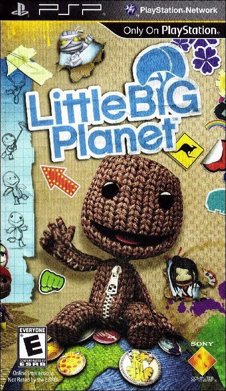LittleBigPlanet for PSP @ www.thegamingwarehouse.com/littlebigplanet-for-psp-new/