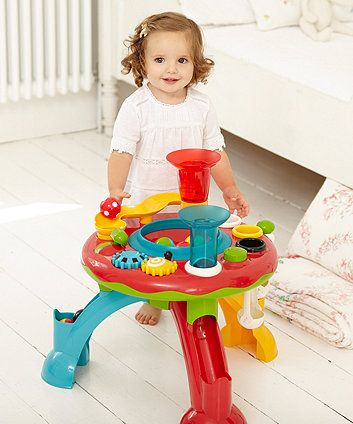 Babies · Light And Sounds Activity Table