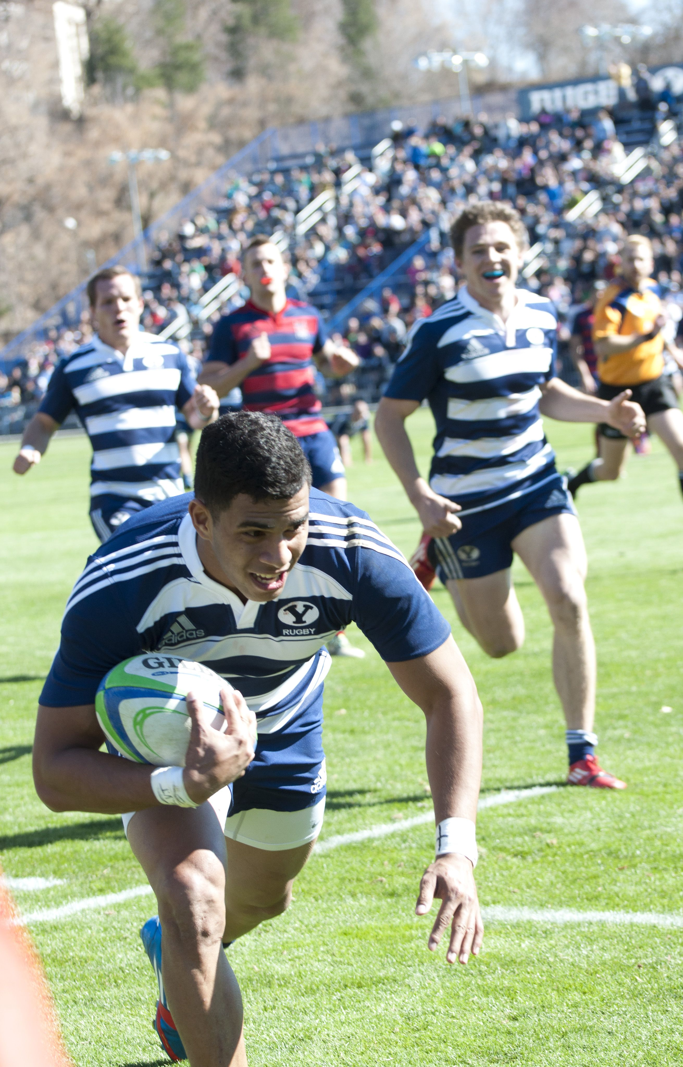 Byu Rugby Comes Back To Beat No 4