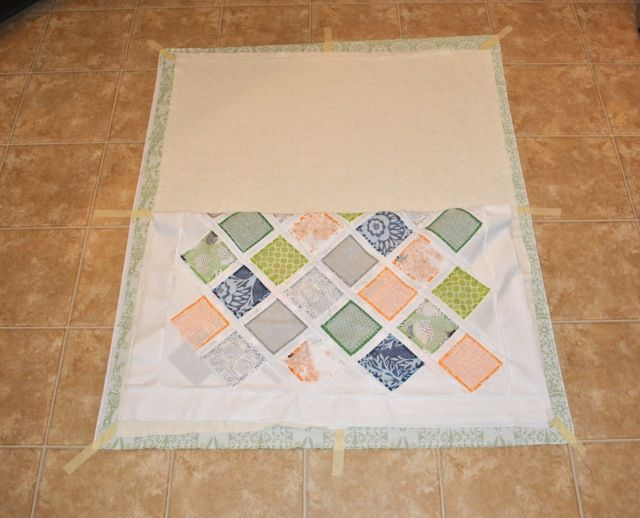 To Pin or Not to Pin? 12 Tips for Basting a Quilt | Basting a ... : basting quilt - Adamdwight.com