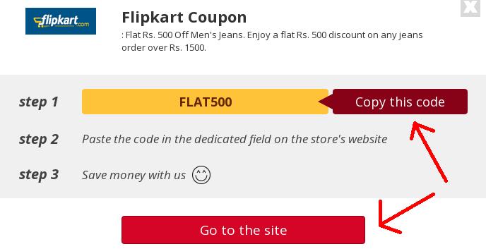 flipkart coupons codes for jewellery