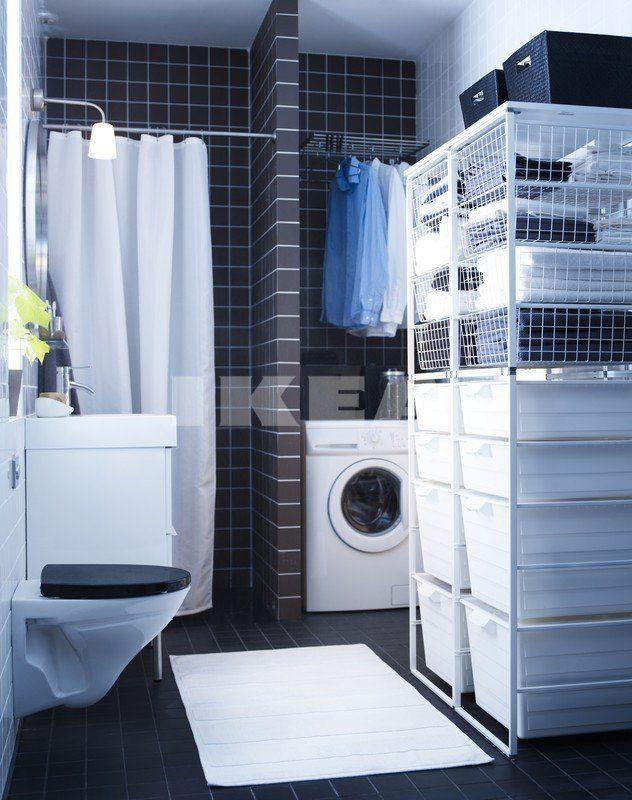 Salle de bains design idées originales par IKEA