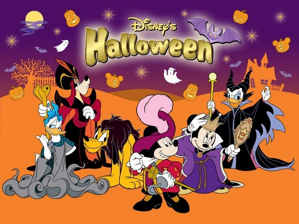 Disney Halloween - halloween Wallpaper | All things Disney ...