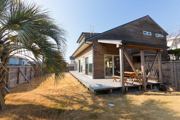 カリフォルニアの風が吹く愛する海と暮らすサーファーズハウス