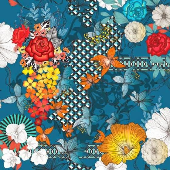 Patternprints journal: STRONG BRAZILIAN CHARACTER INTO LIVELY PRINTS BY ADRIANA BARRA