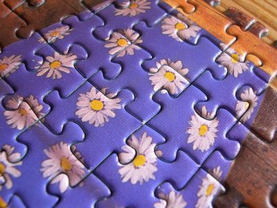 The Best Way To Glue A Puzzle Together Craft Ideas