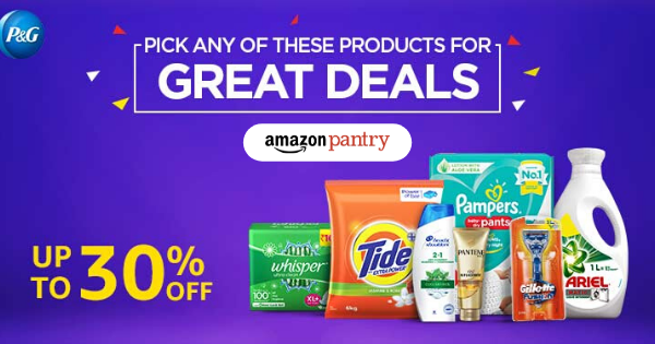 Shop For Household Essentials At Amazon Pantry In 2020 Grocery Essentials Amazon Online Grocery Shopping