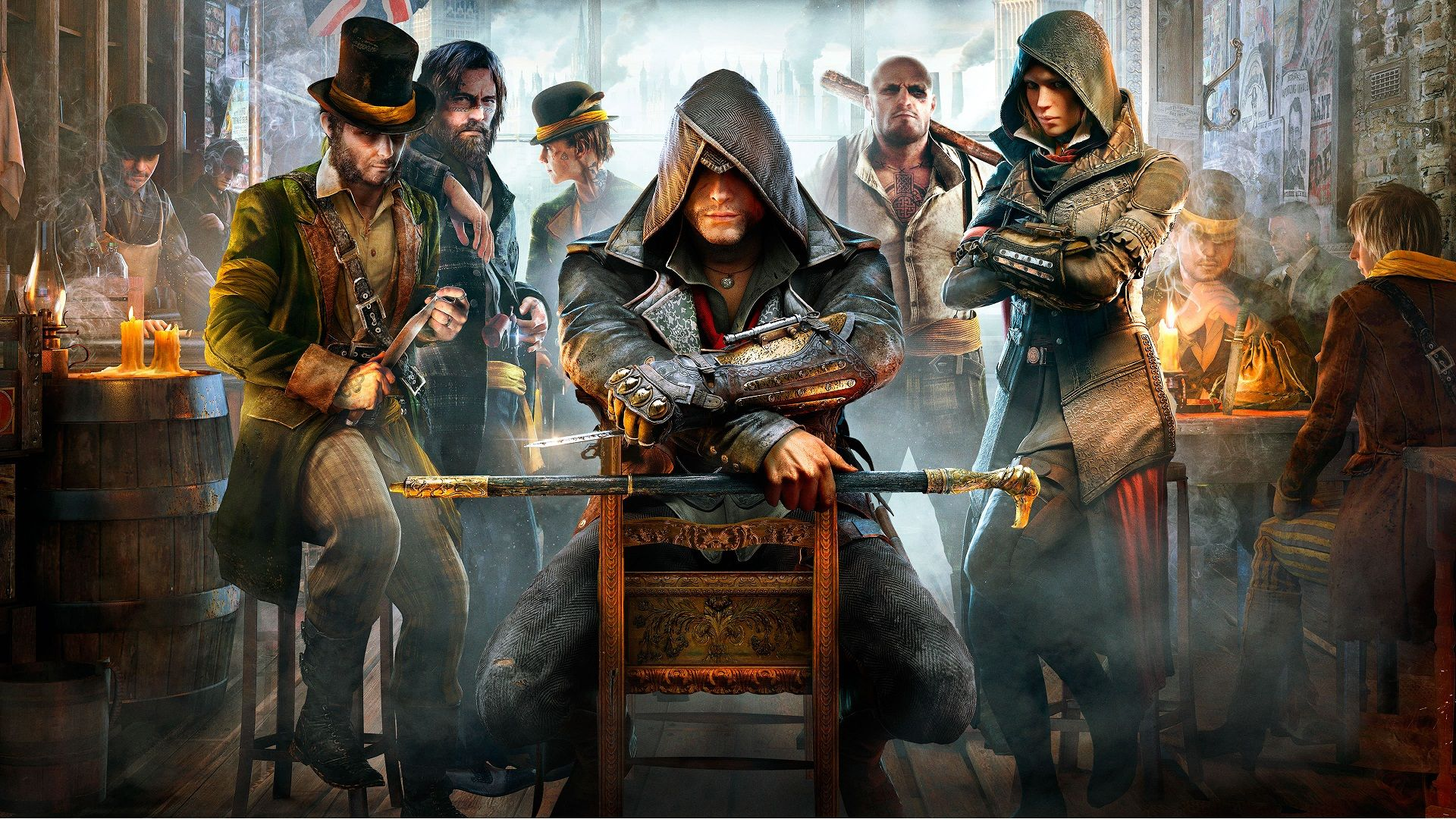 Assassin S Creed Syndicate Wallpaper Hd Assassins Creed Assassins Creed Syndicate Assassin S Creed Wallpaper