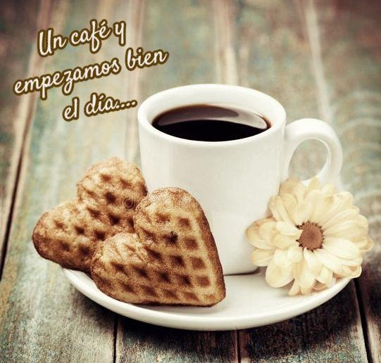 Pin en Café