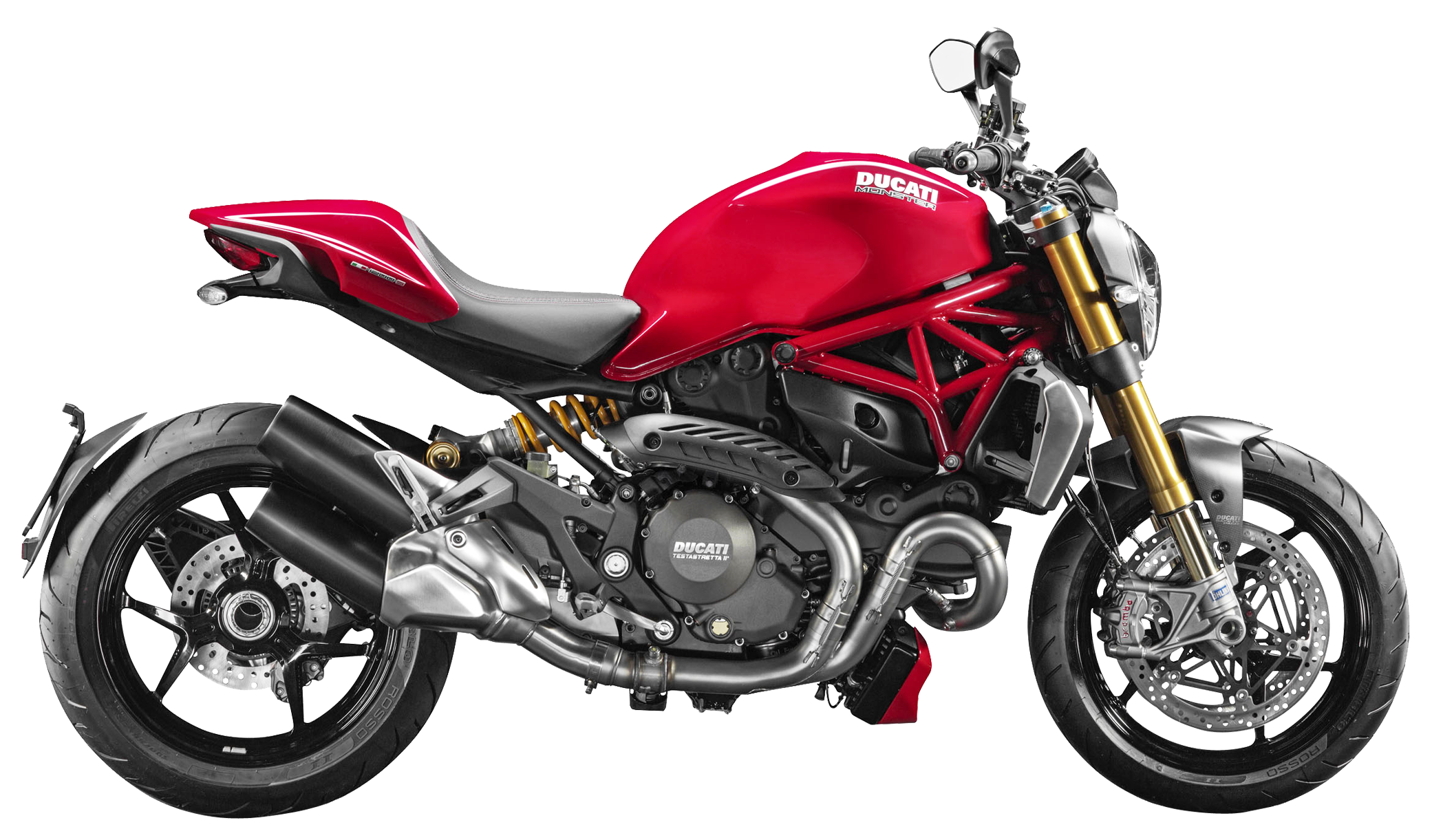Ducati Monster Red Png Image Ducati Monster 1200 Ducati Monster Ducati
