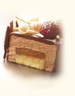 Callebaut - Torta mousse