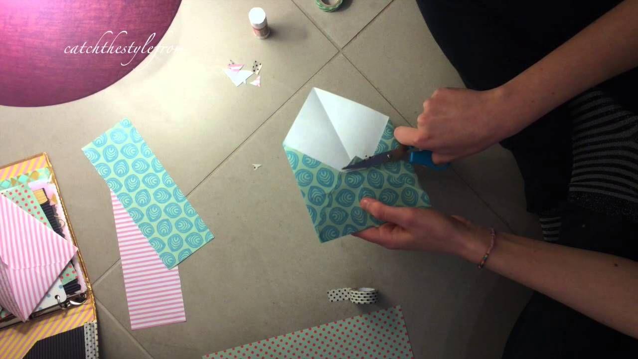 Buste di carta - DIY