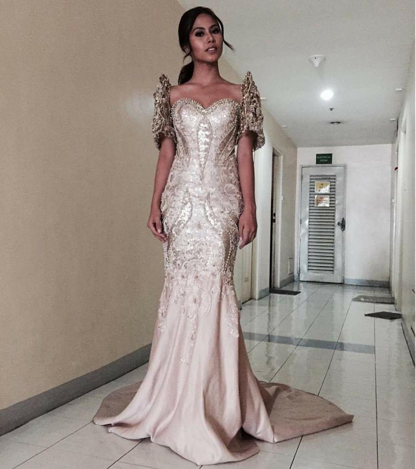 Pin by Racquel Gabuya on Filipiniana | Pinterest | Prom, Winter ...