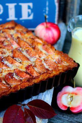 Kakkuviikarin vispailuja!: Helppo omenapiirakka