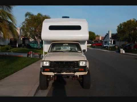 Lightweight Diy Truck Camper With Plywood Framing Great Slideshow
