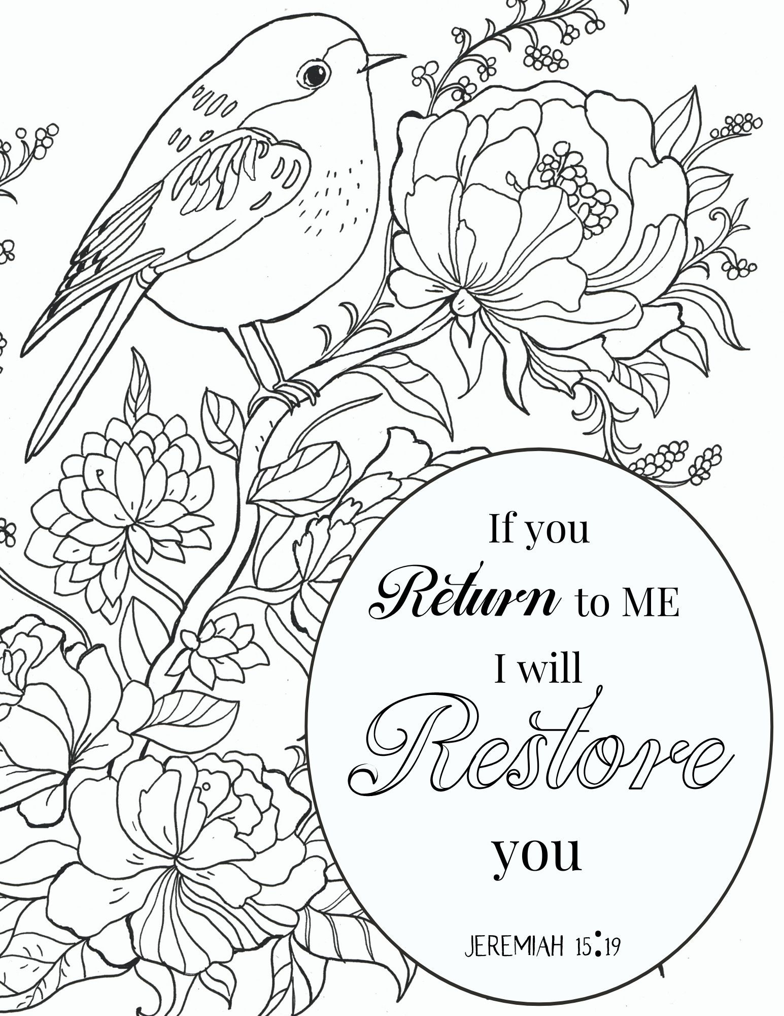 Printables Library Coloring Pages In 2020 Bible Verse Coloring Page Bible Coloring Pages Bible Verse Coloring