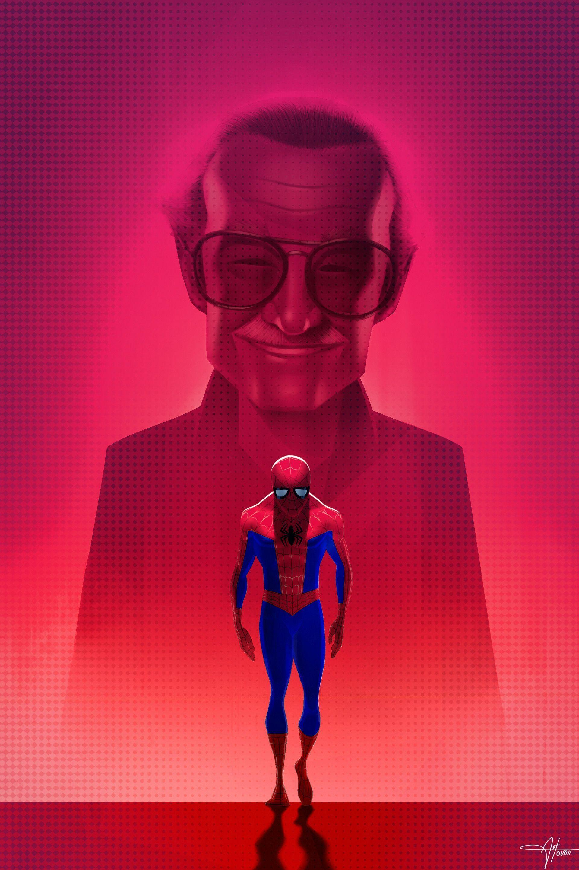 Stan Lee Marvel Iphone Wallpapers Wallpaper Cave Marvel Spiderman Marvel Comics Marvel Characters