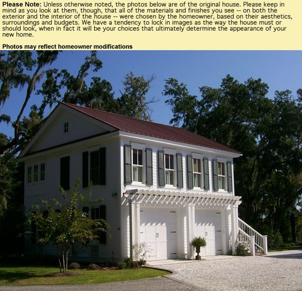Garage Apartment Plans 2 Bedroom: 2 Bedroom Apartment (over A Garage) Has Screened-in Porch