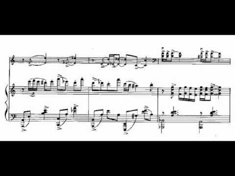Astor Piazzolla - Le Grand Tango for Cello and Piano - YouTube