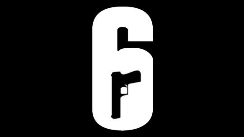 Rainbow Six Siege Logo Jeux De Tir Logos Jeux