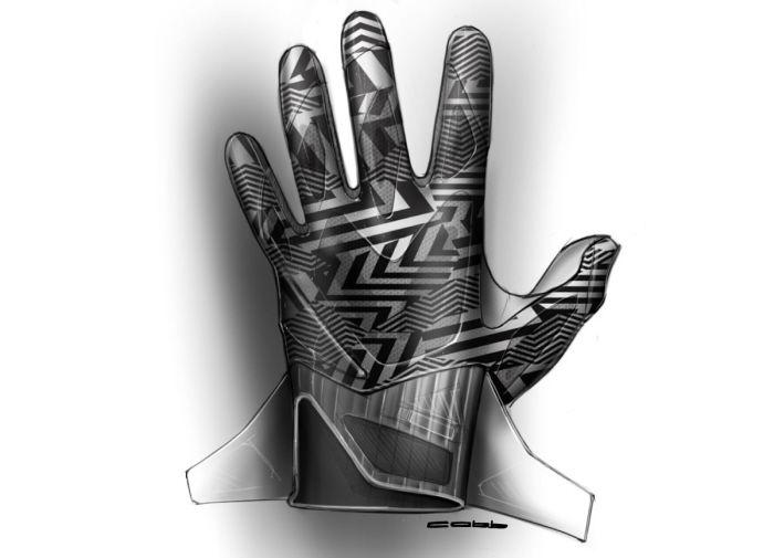 RGIII's Signature Glove by Ian Cobb at Coroflot.com