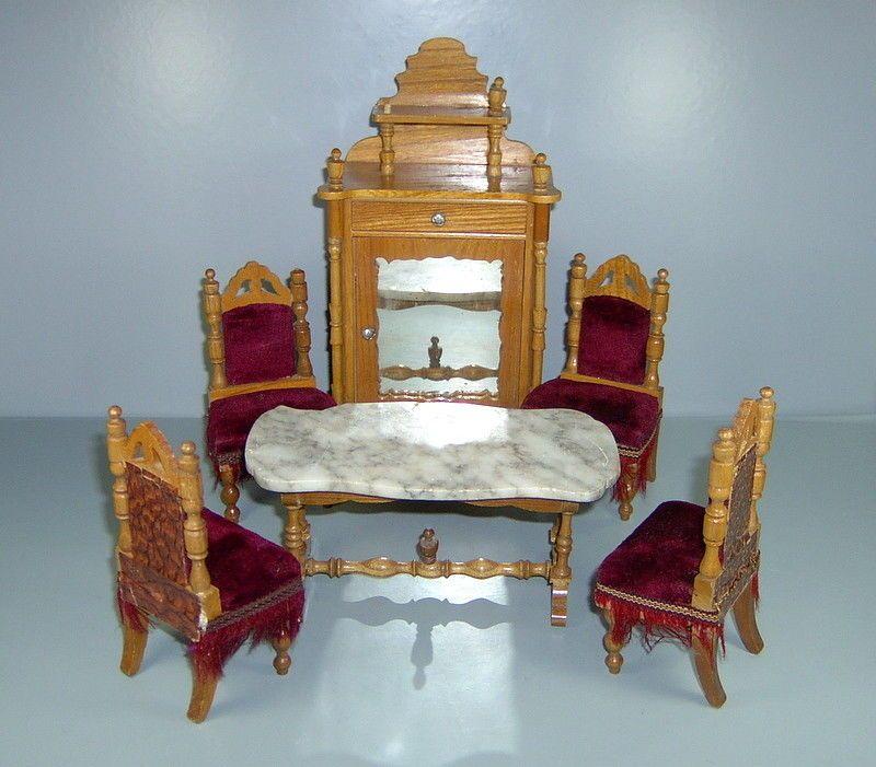 Gründerzeit Zimmer Für Die Puppenstube