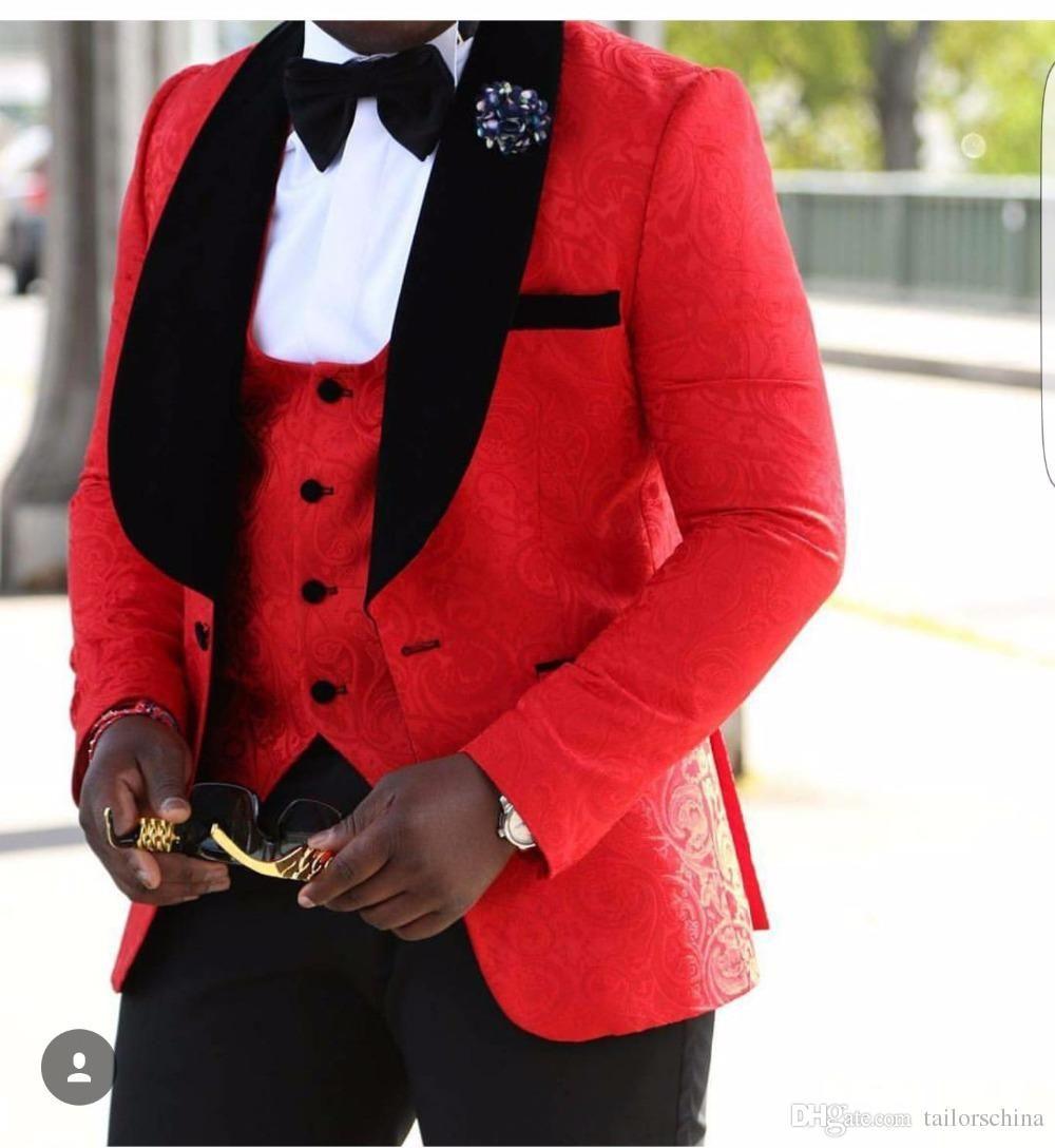 Tailorschina Paisley New Design Classic Men S Suit Prom Party Blazer Tuxedo Wedding Tuxedos Slim Fit Wedding Suits Blue Suit Men Prom Suits Black Suit Wedding