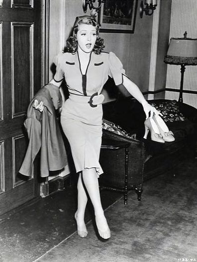 1940s Fashion The Decade Captured In 40 Incredible: 40s Style...I'm In The Wrong Decade Day Dress Skirt Suit