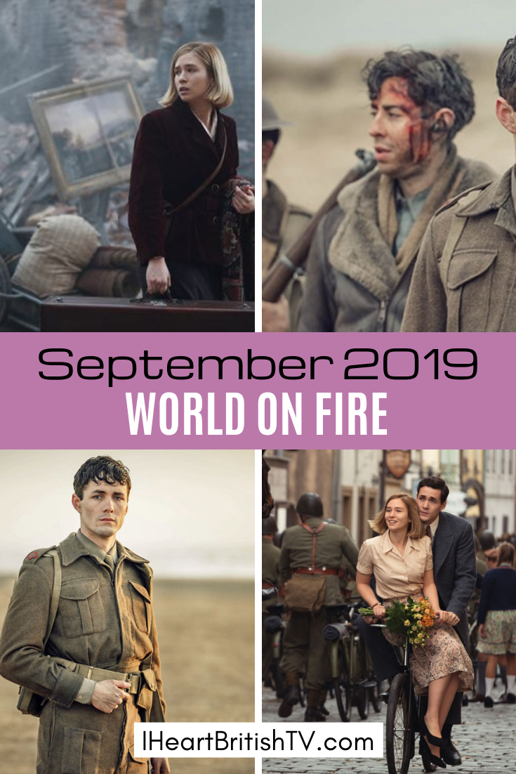 World on Fire US Premiere Date & Trailer for the