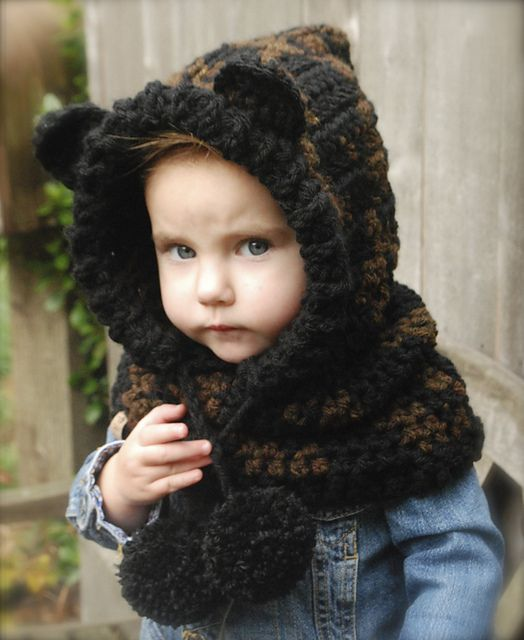 Loxin Leopard Hood pattern by Heidi May   Crochet,tricot et couture ...