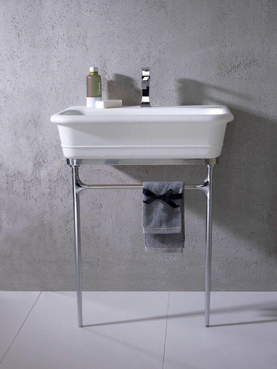 La nouvelle collection Epoque, de Porcelanosa, intègre une vasque en