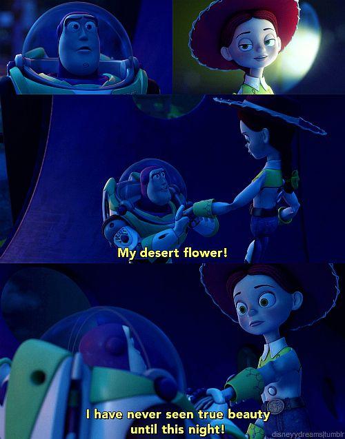 Flower Buzz Lightyear Toy Story Toy Story 3