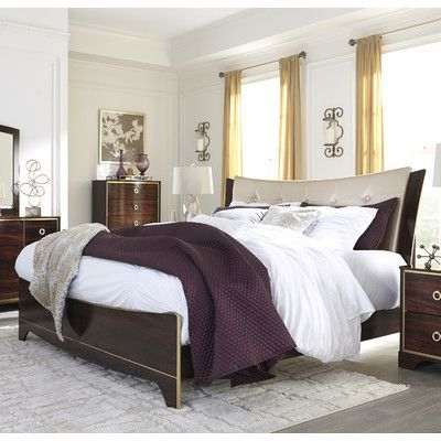 Willa Arlo Interiors Bevis Panel Bed