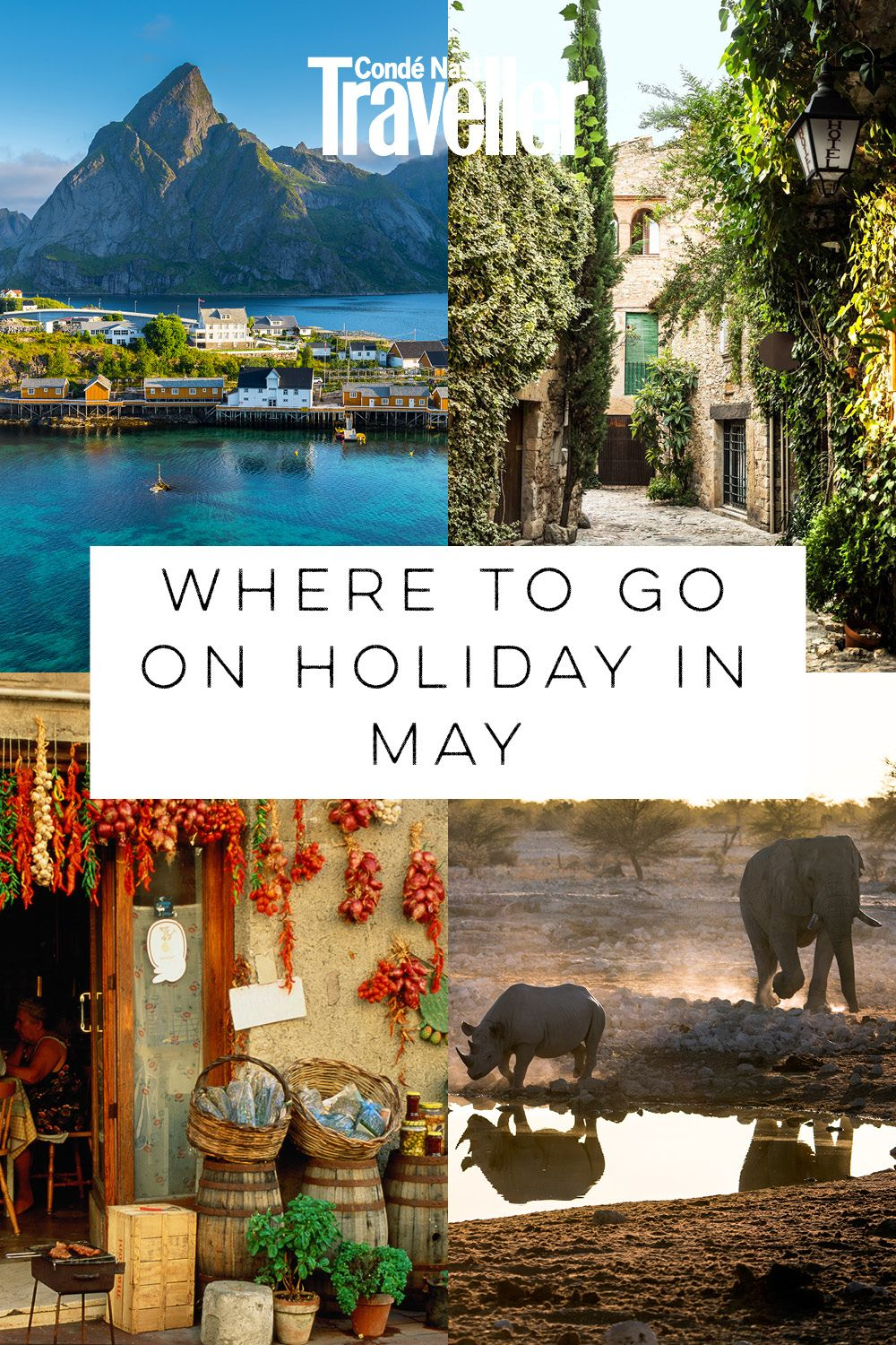 Where To Go On Holiday In May: 20 Top Destinations