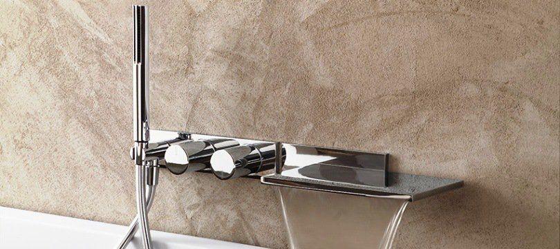robinet baignoire mitigeur baignoire