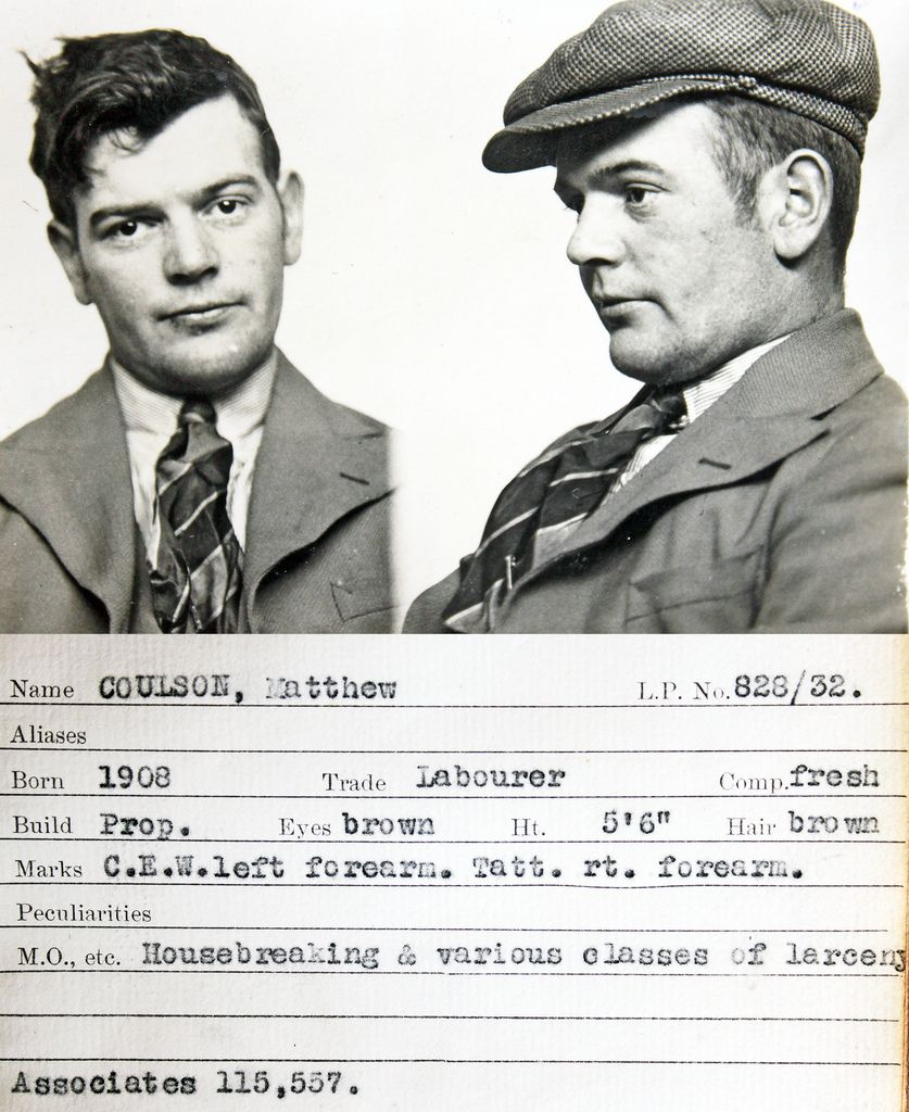 1930s criminal mugshots   Mugshots   Mug shots, Vintage