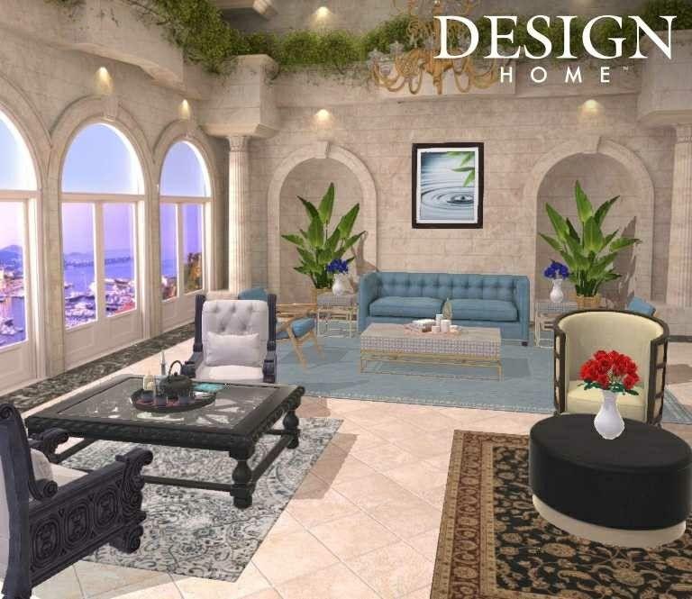Mediterranean Retreat Design Home App House Design Outdoor Furniture Sets