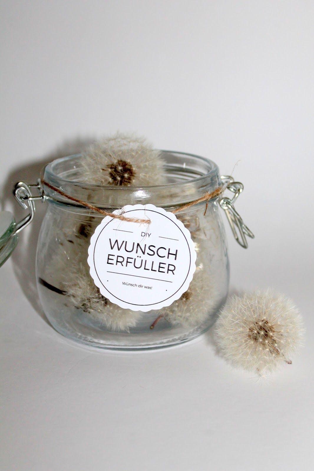 Diy wunscherf ller pusteblume free printable diys and - Pusteblume basteln ...
