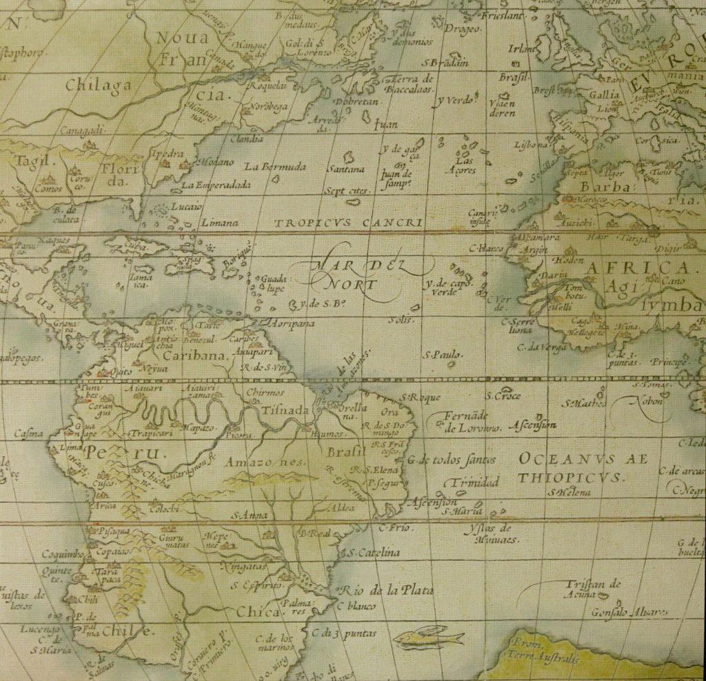 Scrapbook paper cardstock - Craft Smith 12 X 12 Sea Glass Global Map Textured Cardstock Scrapbook Paper