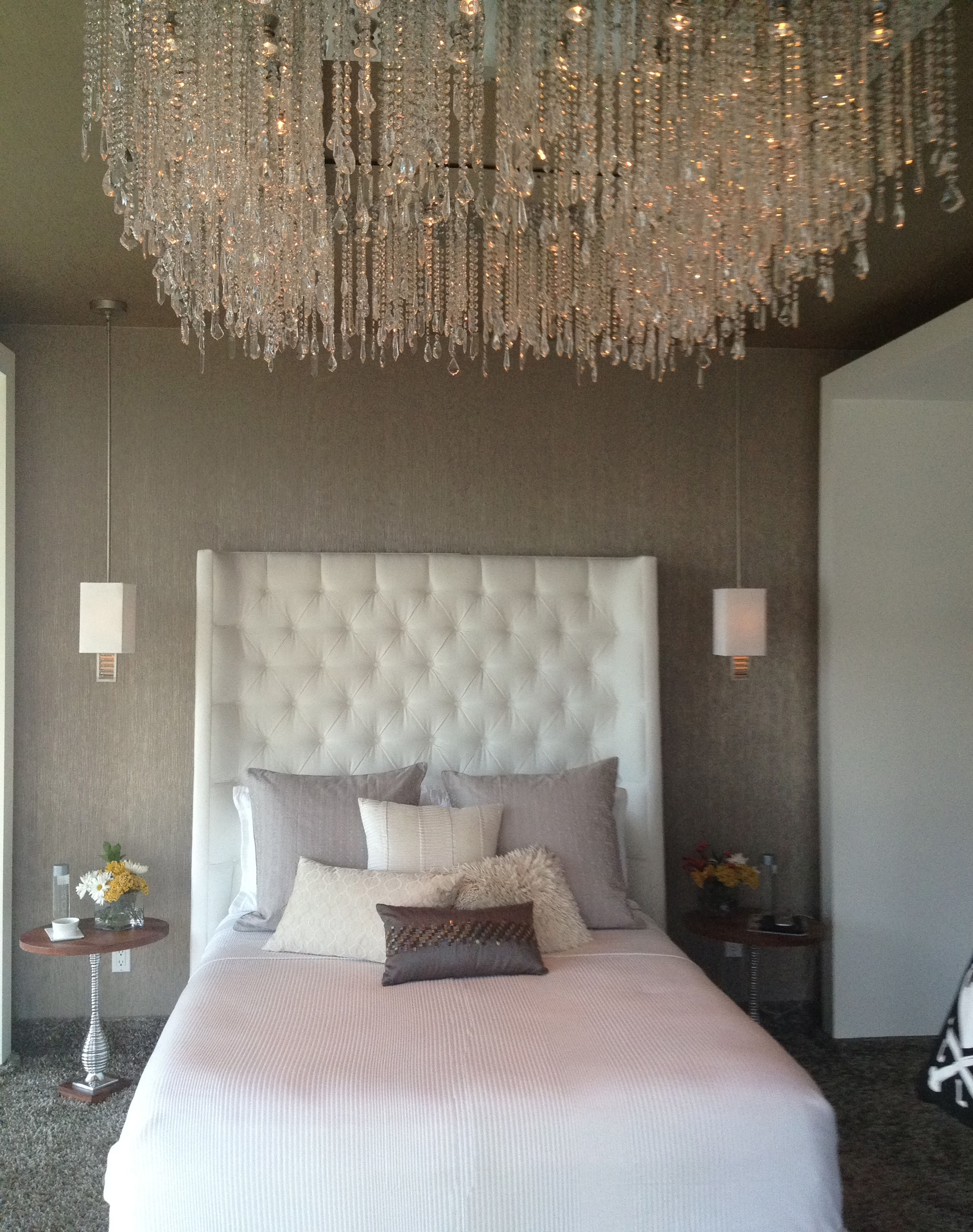 Glam Above How To Deck Out Your Ceilings Home decor