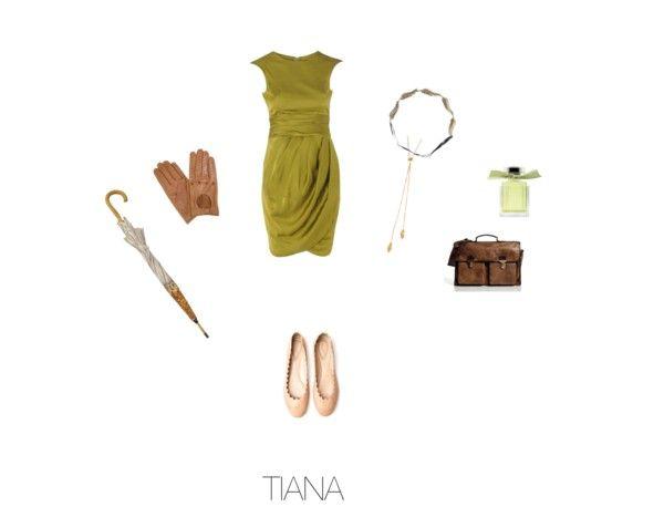 """tiana"" by sydneydiana on Polyvore"