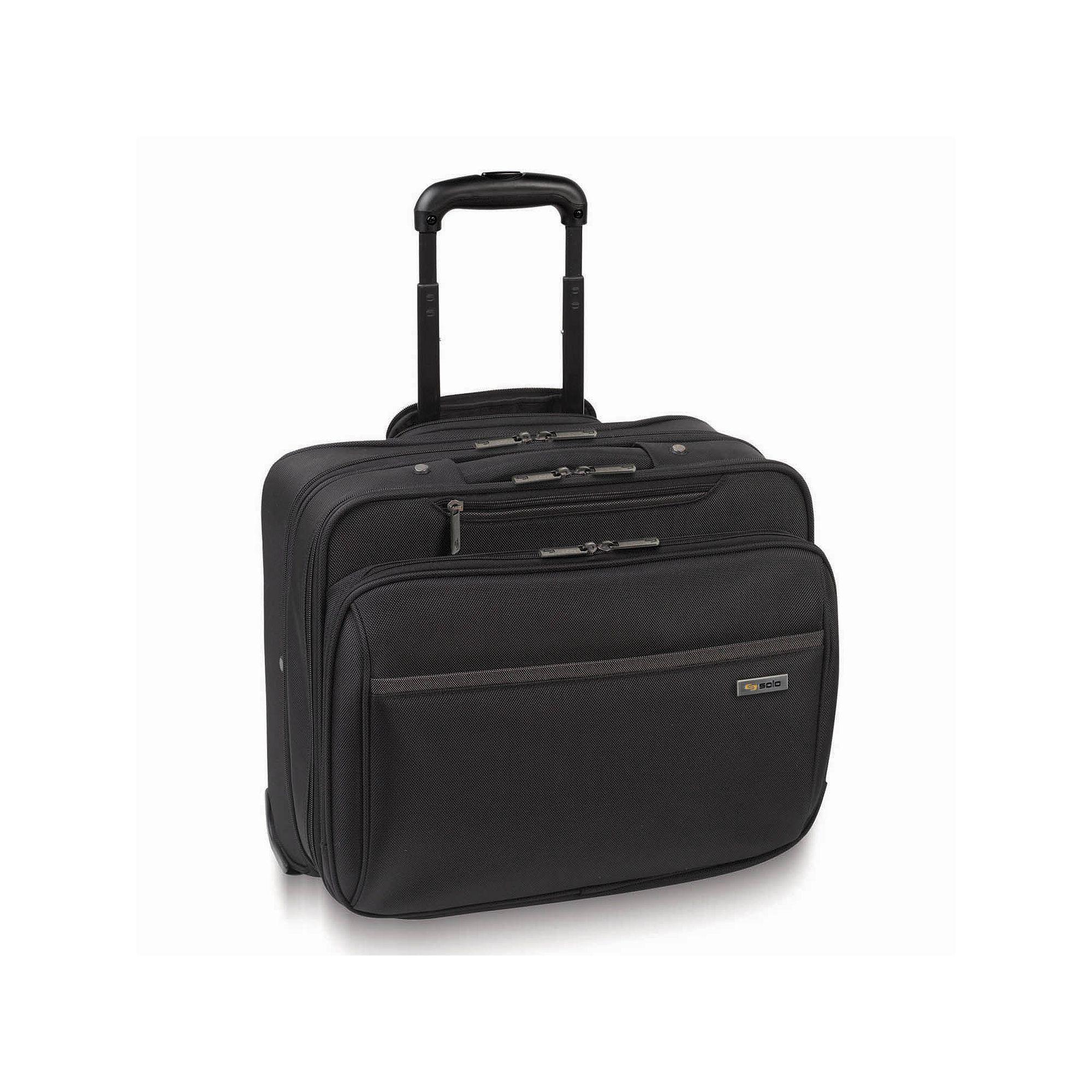 16 Inch Wheeled Laptop Overnight Bag