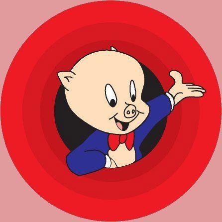 tunes porky pig - photo #14