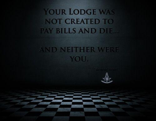 A magnificent quote! | The Freemasons | Freemason, Prince