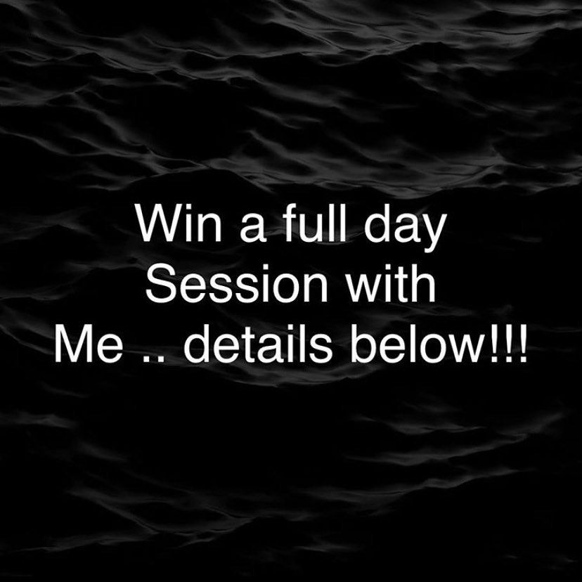 Win a full day session with me valued at 1200$ (8hrs x 150/hr) winner will be chosen the day we are allowed to go back to work and the govt tells us that it is safe. To enter you must purchase entries each entry is 20$ which can be sent via etransfer. Maximum 5 entries per person. One lucky winner will be chosen!!! For everyone else who enters I will place the dollar value of your purchased entries towards a deposit for a future tattoo with me!!! Everyone wins!!!. tattoos #tattoo #ink #inked #ta