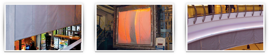 Insuring Safety With Fire Curtains Uk Http Blazefiretechnology