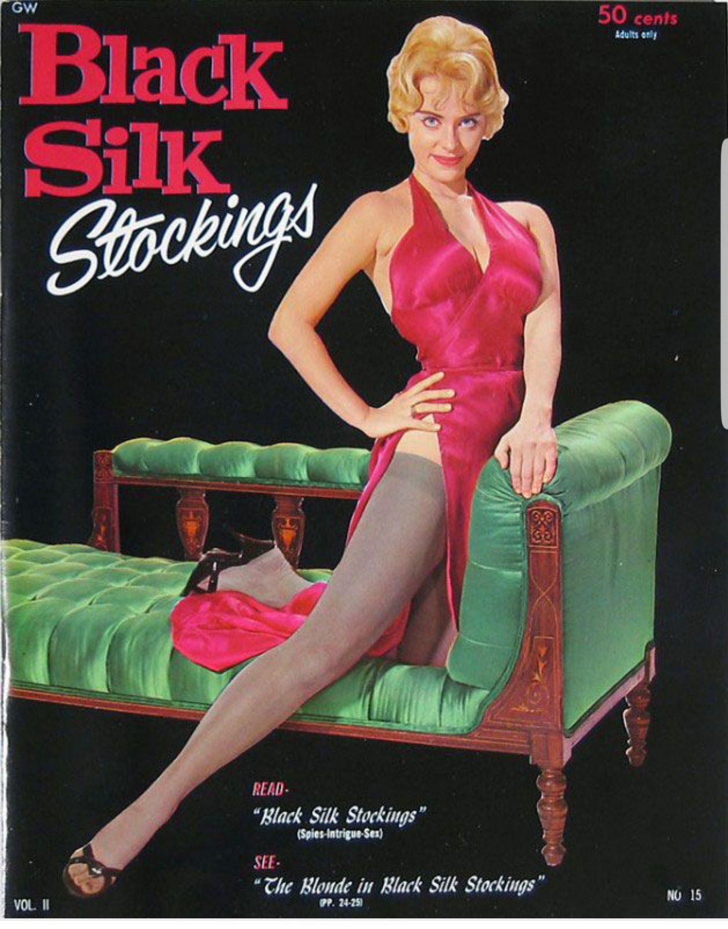 Pin on Vintage Outfits & Nylon Stockings