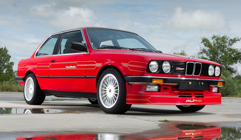 Bmw Alpina E30 Bmw E30 Bmw Alpina E30
