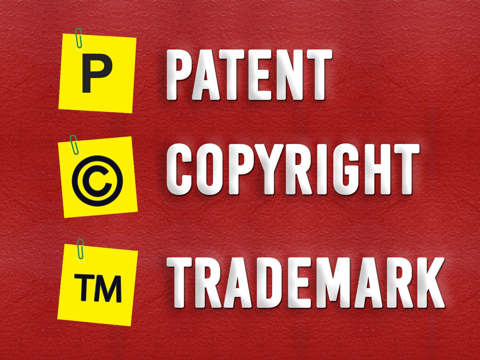 What Is The Best Way To Protect Your Invention Idea Should You Copyright Patent Or Trademark It Read More On Our Blog Patent Inventions Trademark